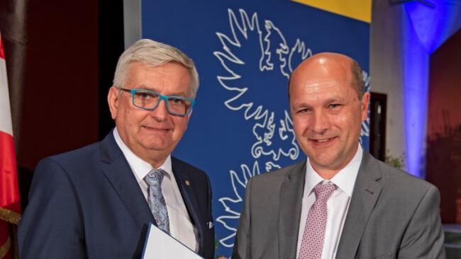Johannes Pressl ist neuer NÖ-Gemeindebund-Präsident