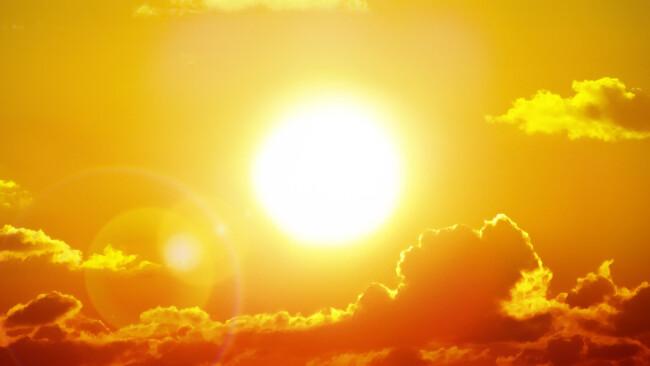 Sommer Hitze Sonne Symbolbild