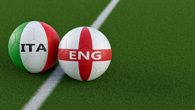 Italien vs England