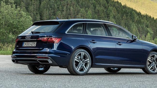 Audi - Schöne Kombis heißen Avant
