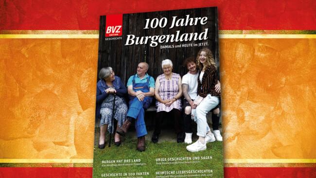 BVZ Edition Geschichte 100 Jahre Burgenland