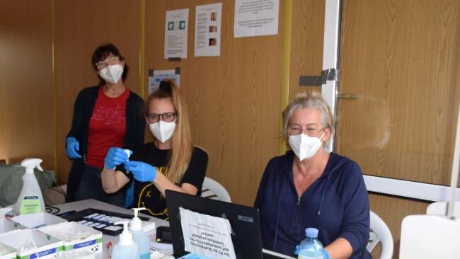 Bilanz: Mehr als 200.000 Coronatests durchgeführt