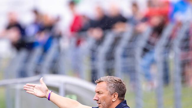 Schmid will Austria zu Europacup-Erfolg dirigieren