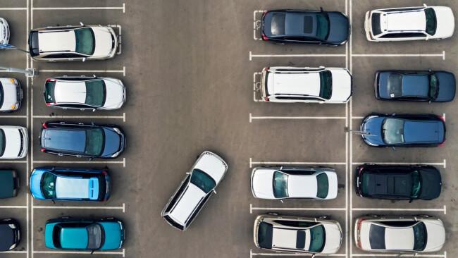 375 Quadratmeter in NÖ durch Verkehrsflächen versiegelt