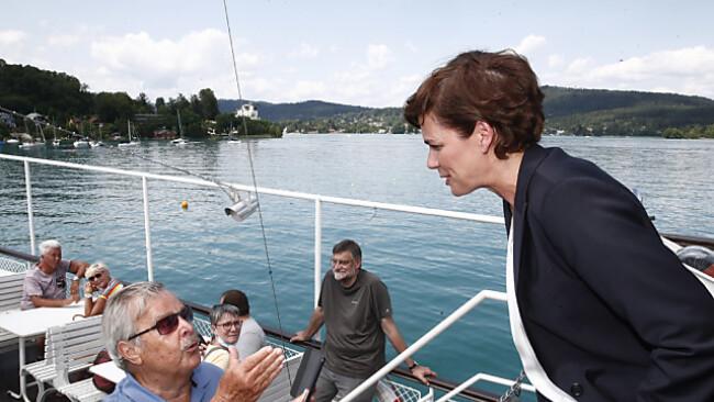 Rendi-Wagner rät Urlaubern zur Vorsicht