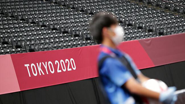 Die Tokio-Spiele inmitten der Pandemie sorgen für Diskussionen