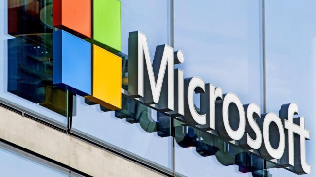 Microsoft Symbolbild - nur redaktionell nutzen