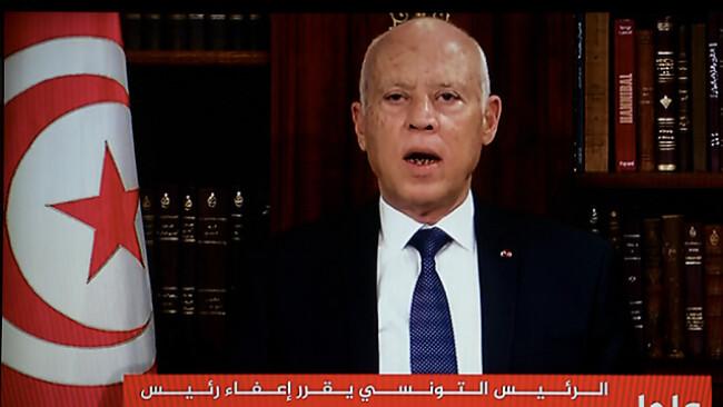 Tunesiens Präsident Kais Saied