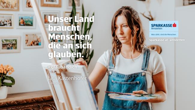 Lisa Kastenhofer #glaubandich