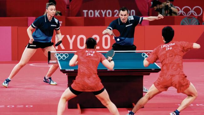 Tischtennis - Fegerls Traum von der Olympia-Medaille zerplatzte