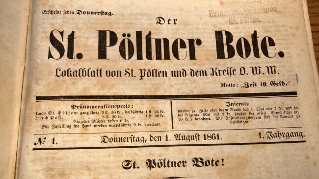 St. Pöltner Bote
