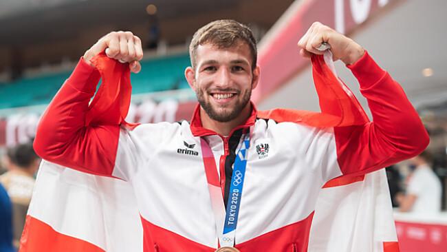 Borchashvili blieb cool und sorgte für seinen bisher größten Triumph