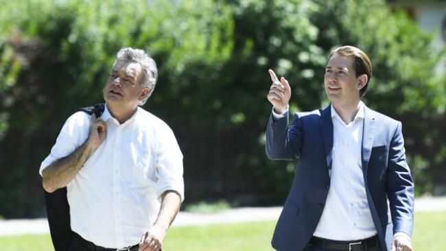 Grün und Türkis wollen wieder in eine Richtung schauen
