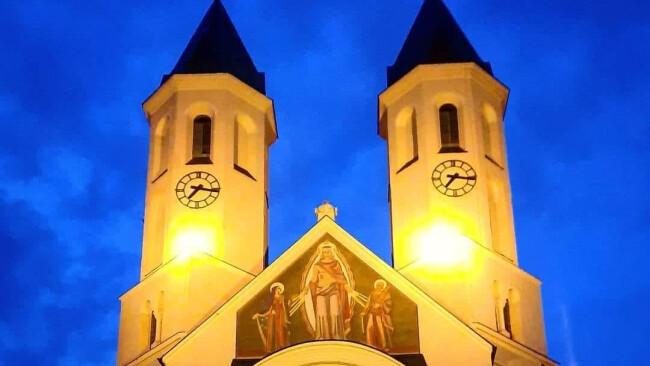 Pfarrkirche Amstetten Herz Jesu