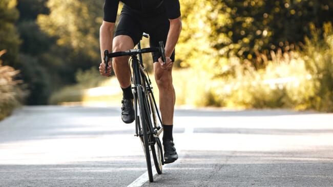 Rennrad Symbolbild Unfall Straßenrennen Radrennen Radsport