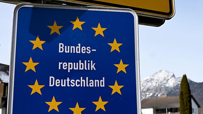 Grenzübergang Großgmain: Deutsche Urlauber müssen sich wieder testen