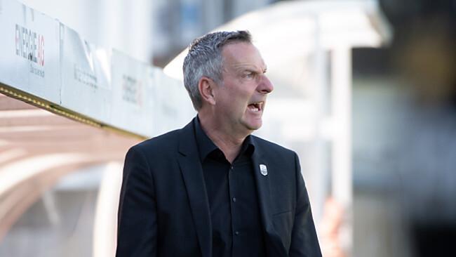 LASK-Coach Dominik Thalhammer vor Duell mit Rapid angriffslustig