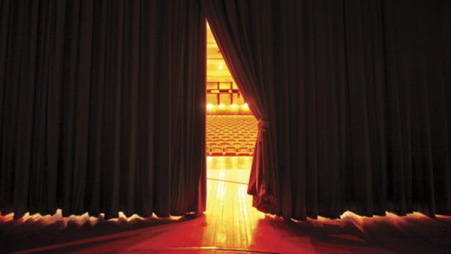 Theater Bühne Symbolbild