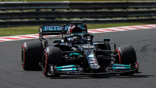 Hamilton nimmt Kurs auf seinen neunten Ungarn-Sieg