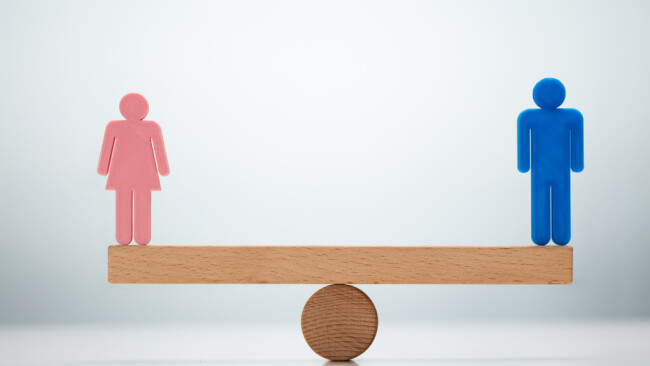 Gleichberechtigung Symbolbild