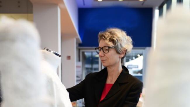 "International bekannt - Wieselburger Designerin Liebmann: Mode nach Maß"""
