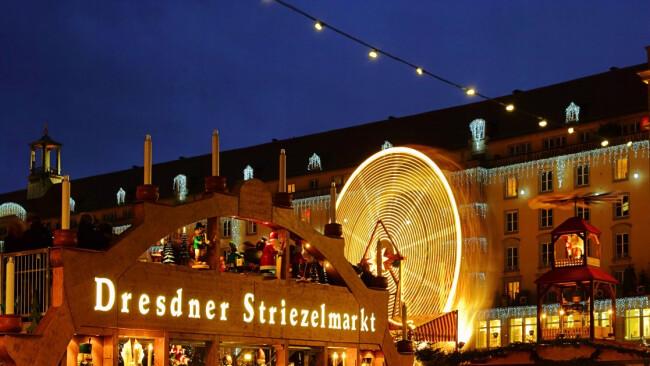 Dresden Adventmarkt