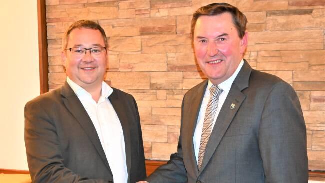 Wallsee Wechsel in der ÖVP Ortspartei