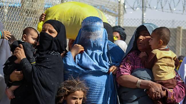 Frauen in Afghanistan sind besonders gefährdet