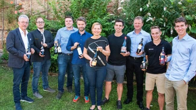 Bezirk Mistelbach mit 15 Salon-Weinen