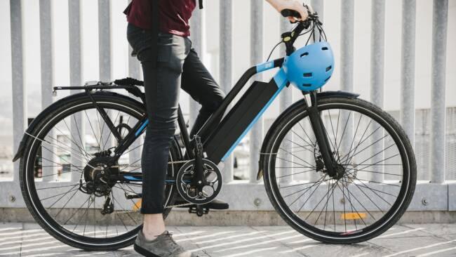 E-Bike ebike Symbolbild