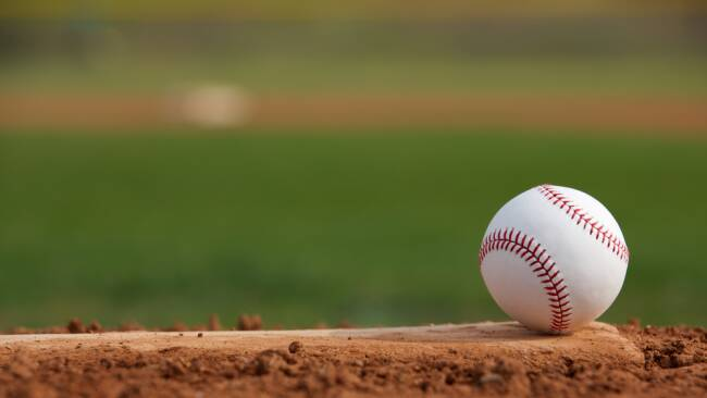 Baseball Symbolbild