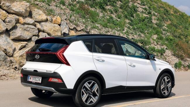Hyundai Bayon - Mini-SUVs sind gefragte Autos
