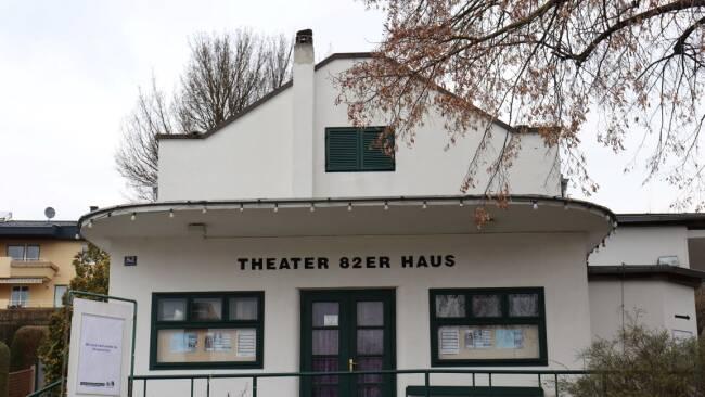 Theater 82er Haus Gablitz Symbolbild