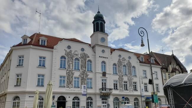 Rathaus Neunkirchen