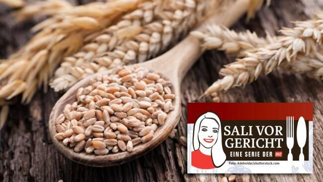 Sali vor Gericht: Weizen