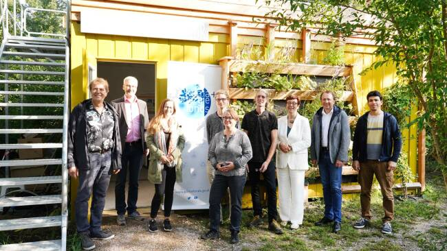 Klimaforschungslabor Sonnenpark