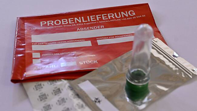 0,1 Prozent der Schul-PCR-Tests positiv
