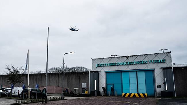 Mann wurde drei Tage in niederländischem Hochsicherheitsgefängnis festgehalten