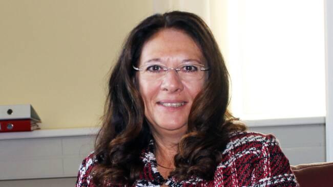 An der Spitze des Landesgerichts: Andrea Humer (61).