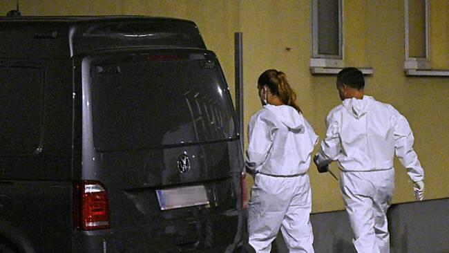 Ermittlungen gehen nach der Bluttat in Wien am Dienstag weiter