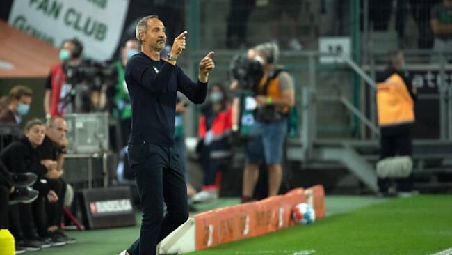 Hütters Arbeit in der Coaching-Zone wird in Deutschland geschätzt