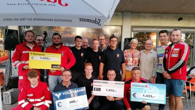 Litschau - Geld für Vereine