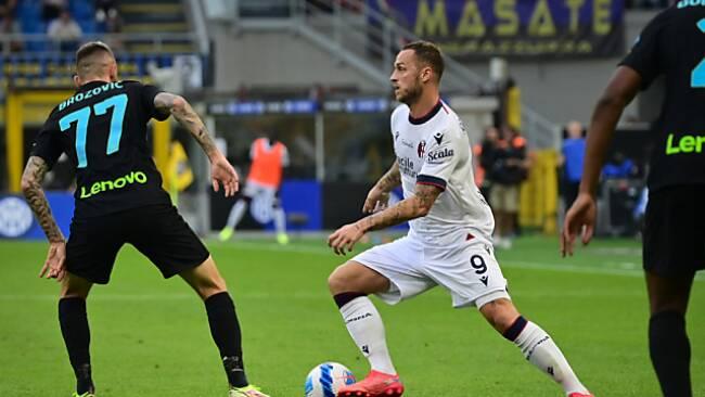Arnautovic mit Bologna bei Inter chancenlos