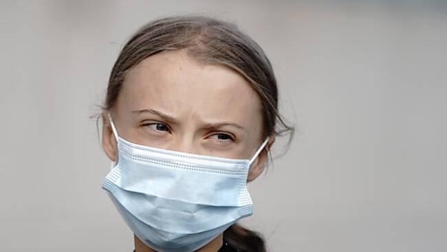 Klima- und Umweltaktivistin Greta Thunberg warnt weiter