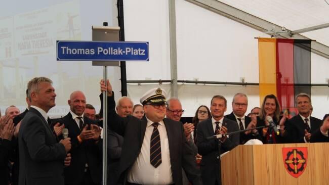 Pollak tritt zurück