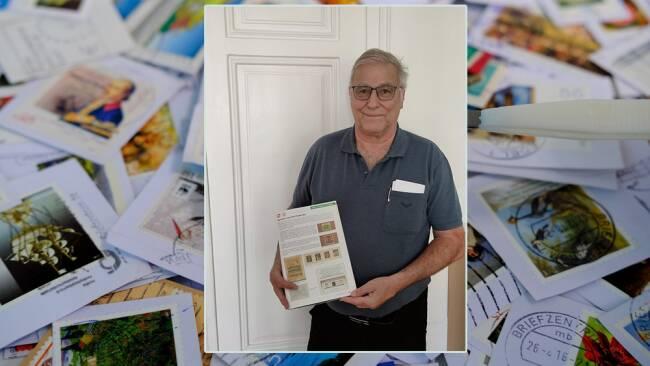 Themenpark für Briefmarken St. Pölten Helmut Kogler Philatelisten