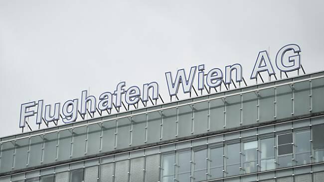 Polizeikontrollen am Flughafen Wien