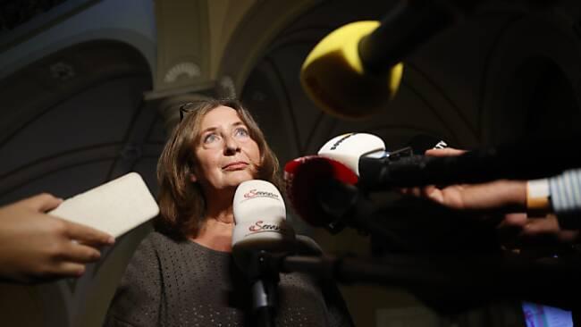 KPÖ-Spitzenkandidatin Elke Kahr