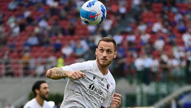 Arnautovic traf zum dritten Mal in der Liga für Bologna