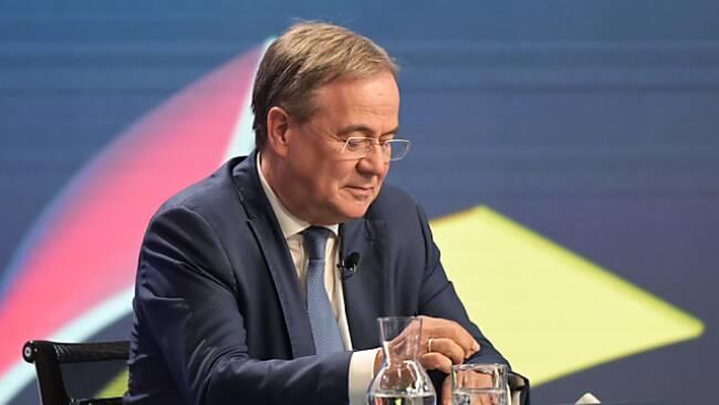 Armin Laschet will trotz Wahlniederlage Kanzler werden